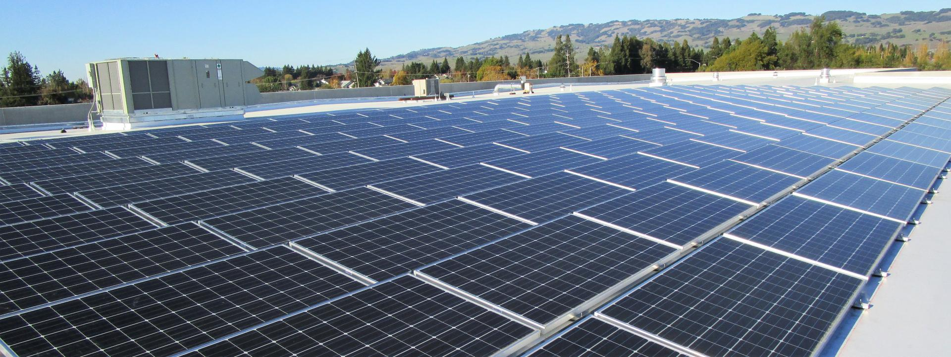 commercial rooftop solar