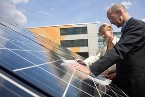 solar panel paperwork