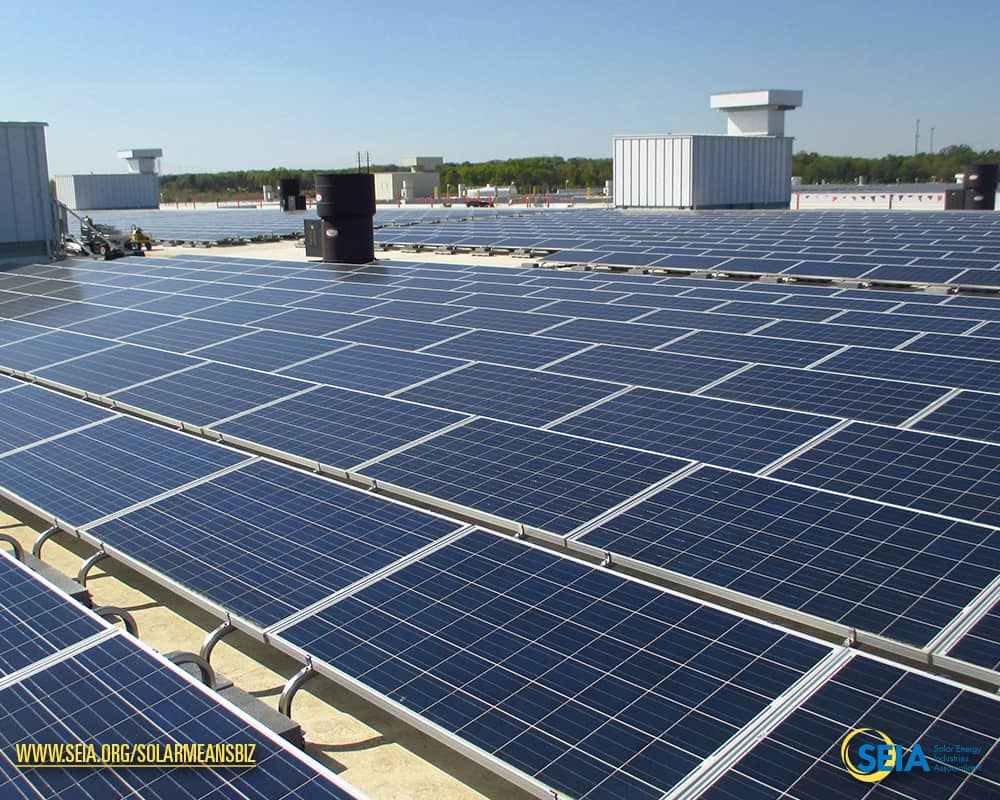 Solar Means Business Photo Gallery Seia