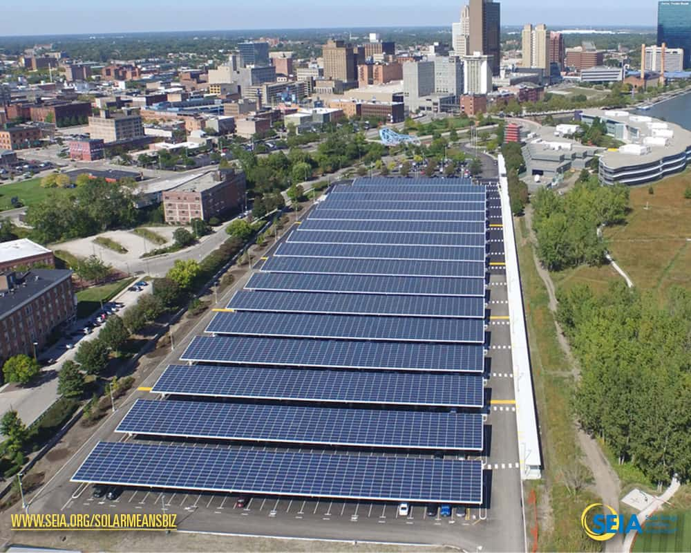 Solar Means Business Photo Gallery | SEIA
