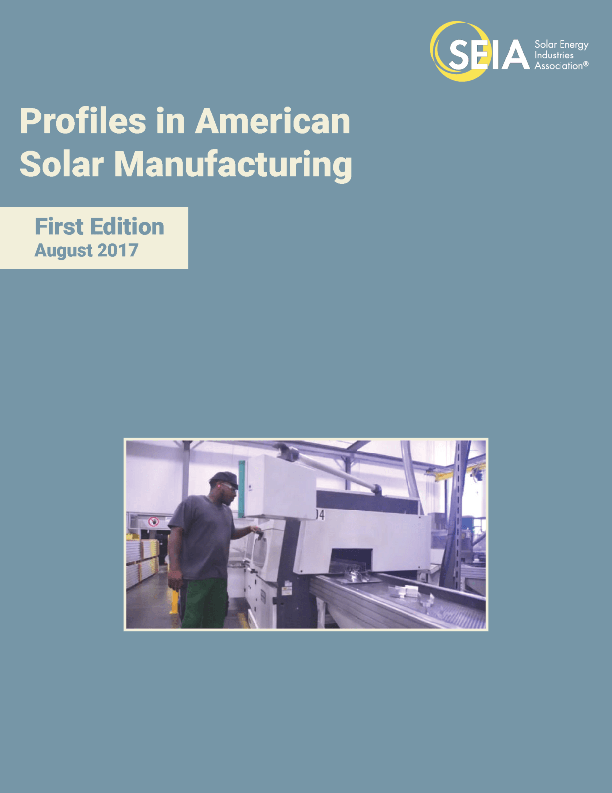 Profiles in American Solar Manufacturing