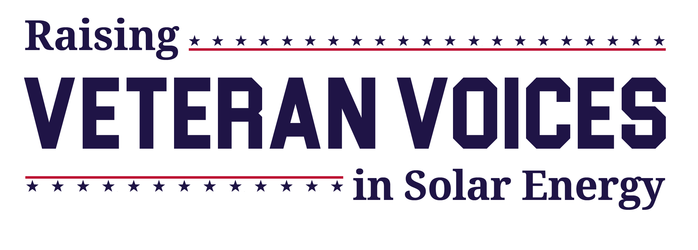 raising veteran voices in solar energy