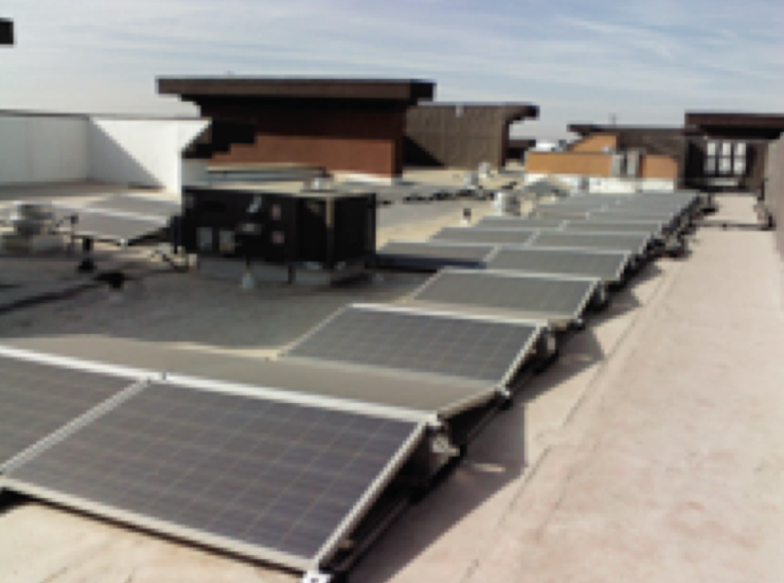 Solar Heating & Cooling Case Study - Bakersfield Hotel | SEIA