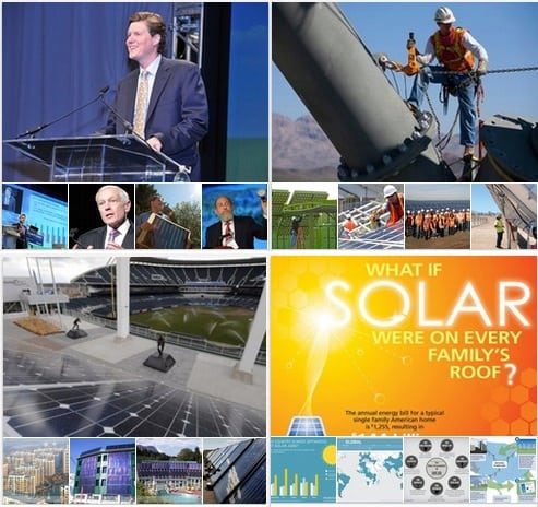 Solar heroes, solar industry workers, solar infographics, and commercial solar systems - just a few of our solar pinboards on Pinterest!
