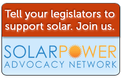 Join the Solar Power Advocacy Network