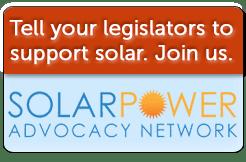 Join SEIA's Solar Power Advocacy Network
