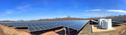 conti solar old bridge project
