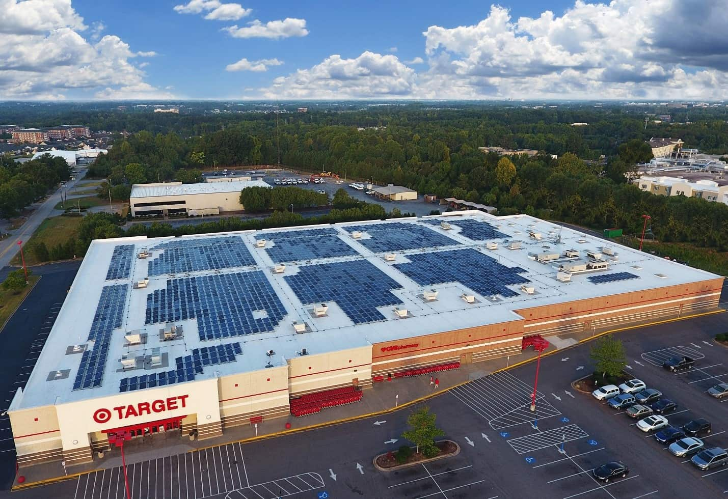 New Report Names Target the Top Corporate Solar Installer in the ...
